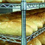 Wózki do studzenia pieczywa